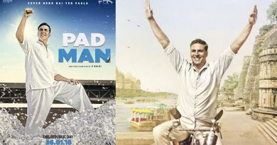Akshay Kumar is the Superhero in new poster of PadMan!