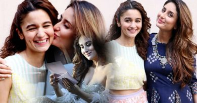 Alia Bhatt's lovely letter for Kareena Kapoor Khan!