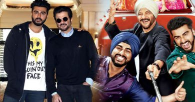 Arjun Kapoor and uncle Anil Kapoor reunite again for No Entry sequel?