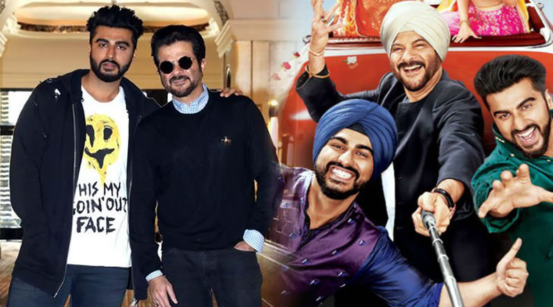 Arjun Kapoor's reunion with uncle Anil Kapoor for No Entry sequel?