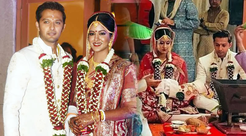 Ishita Dutta and Vatsal Sheth get married in a private ceremony in Mumbai!