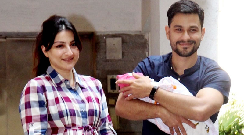 I am sort of still coming to terms with the fact that I'm a mother, reveals Soha Ali Khan!