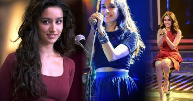 I feel like I already have a musical career too, tells Shraddha Kapoor!