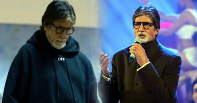 I seek peace, freedom from prominence, says Big B!