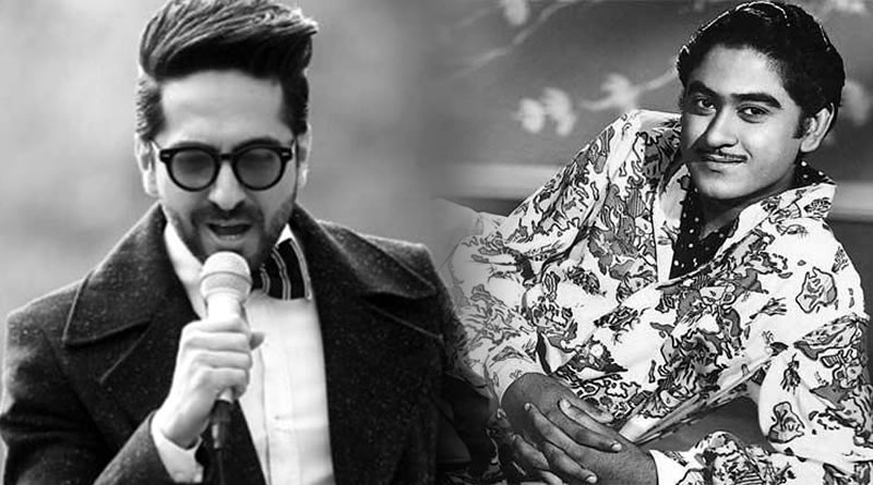 I'd love to do the Kishore Kumar biopic, reveals Ayushmann Khurrana!