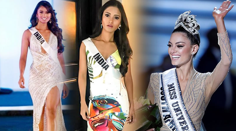 India's Shraddha lost out while South Africa's Demi-Leigh Nel-Peters wins Miss Universe 2017!