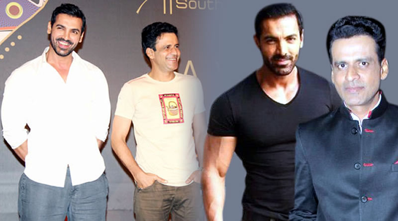 John Abraham and Manoj Bajpayee come together for a thriller!