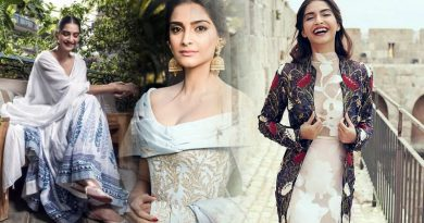 Just being yourself can be your biggest source of confidence, reveals Sonam Kapoor!