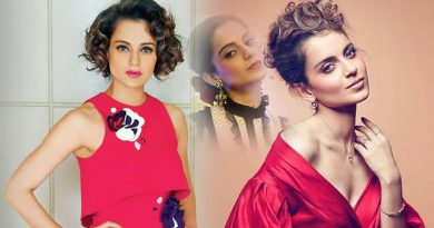 Kangana Ranaut's attention on mental health for facing life problems!