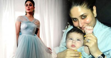 Kareena reveals Taimur's first birthday plans!