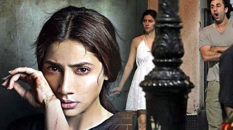 Mahira Khan speaks up about leaked photos with Ranbir!