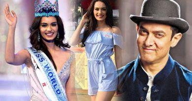 Miss World 2017 Manushi Chhillar desires to work with Aamir Khan!