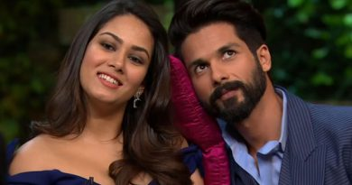 Mira Rajput's helping hand to Shahid in choosing scripts!