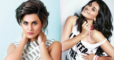 Modelling not just about being pretty, reveals Taapsee Pannu!