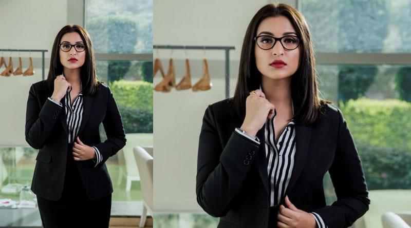 Parineeti Chopra's ambitious girl look from Sandeep Aur Pinky Faraar!