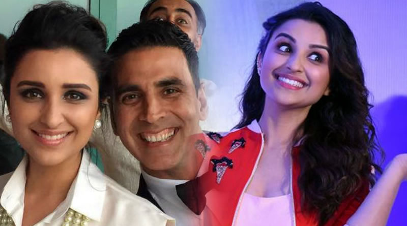 Parineeti Chopra becomes wife of Kesari Akshay Kumar now?