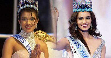 Priyanka Chopra heart-warming tweet for newly crowned Miss World 2017 Manushi Chhillar!