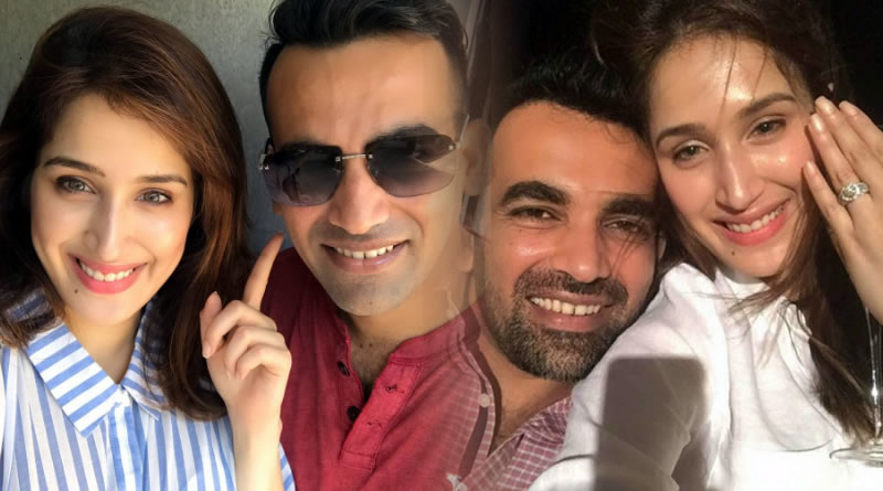 Sagarika Ghatge and I didn't face any issues because of inter-religious set up, reveals Zaheer Khan!