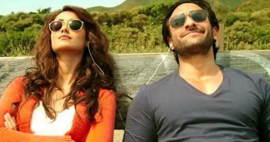Saif and Ileana's romantic Jodi for Uzma Ahmed's biopic?