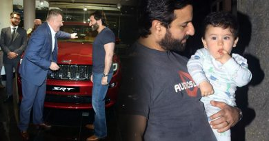 Saif Ali Khan's special gift for the 1st birthday of his son Taimur!