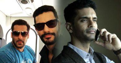 Salman to train Angad Bedi for Tiger Zinda Hai!