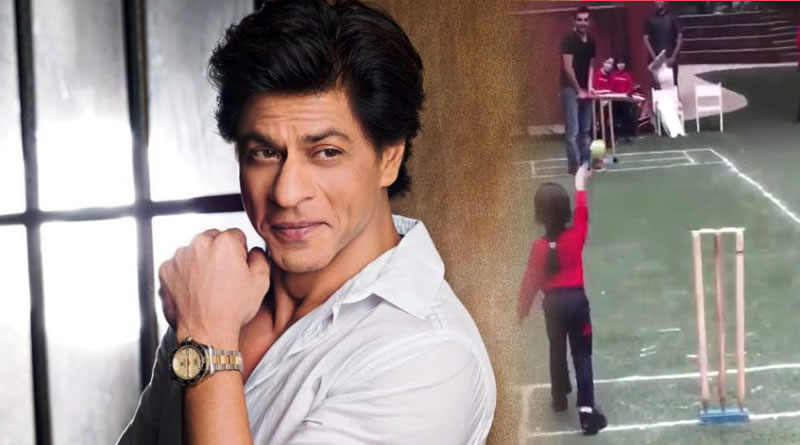 Shah Rukh Khan's wish to join daughter of this cricketer to KKR team!