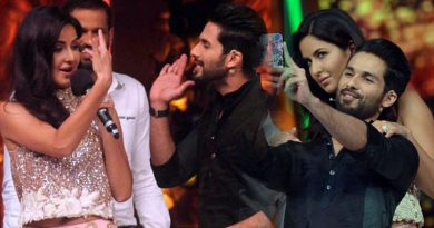 Shahid Kapoor junks reports of not wanting to work with Katrina Kaif!