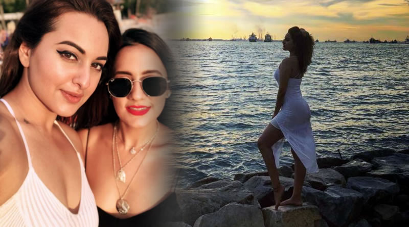 Sonakshi Sinha's Singapore holiday diary!