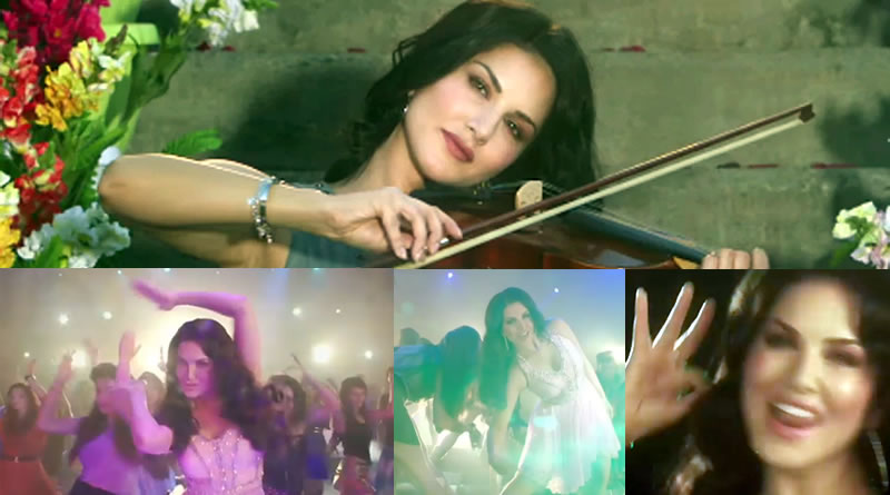 Sunny Leone hot groove and dance in Tera Intezaar's teaser!