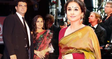 Vidya Balan feels blessed to get life partner like Siddharth Roy Kapur!