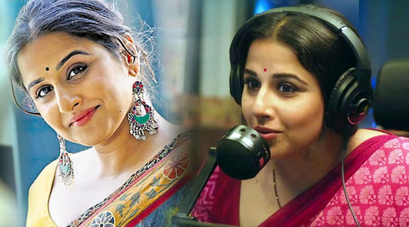 Vidya Balan feels hurt due to Tumhari Sulu's online piracy!