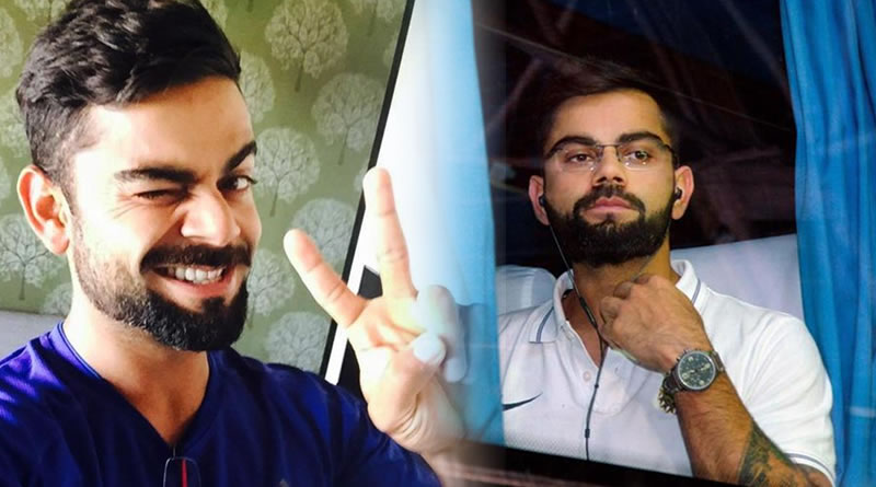 What people say or write about me does not matter at all, tells Virat Kohli!