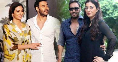 With Ajay Devgn, I never feel like I am working, reveals Tabu!