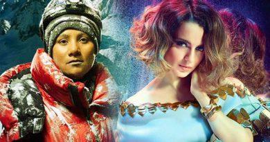 Kangana Ranaut to act in Arunima Sinha's biopic