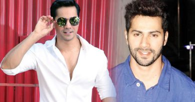 I would like to go behind the camera, reveals Varun Dhawan!