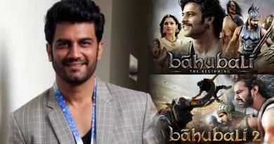 After Baahubali I realised power of post-production, reveals Sharad Kelkar!