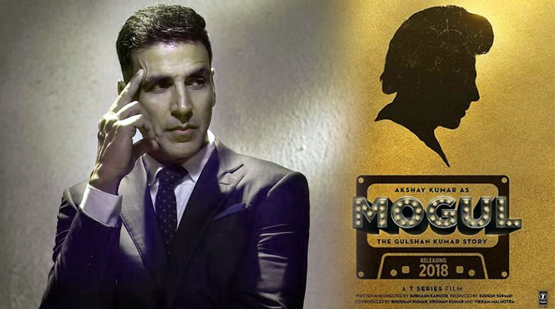 Akshay Kumar opens up about Mogul!
