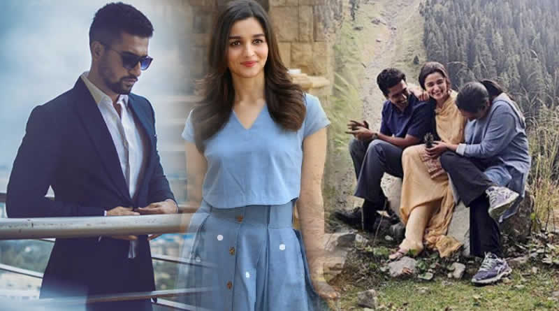 Alia doesn't take 'Alia Bhatt' seriously but focused, says Vicky Kaushal!