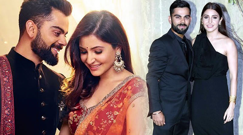 Alleged lovebirds Virat and Anushka to wed in Milan during vacation?
