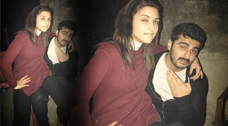 Arjun Kapoor to cook for Parineeti in their next Sandeep Aur Pinky Faraar!