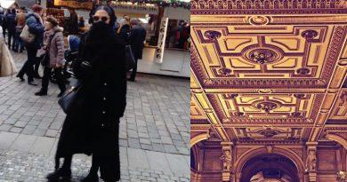 Deepika Padukone's secret vacation in Vienna!