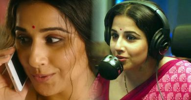Earlier Vidya Balan believed that may be a married actress can't score a hit!
