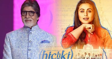 Hichki from a generation that thinks different, says Big B!
