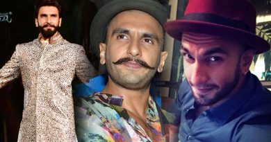 I have some kind of personality disorder, reveals Ranveer Singh!
