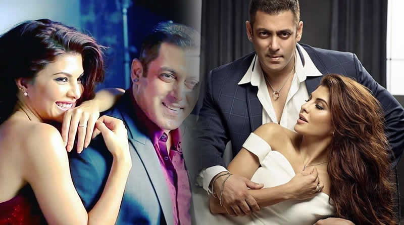 Jacqueline Fernandez's OMG feeling with Salman Khan!