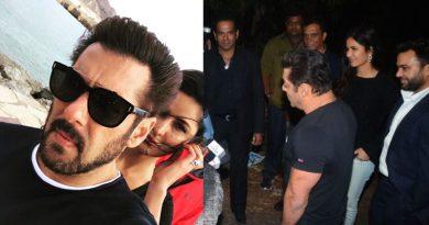 Katrina to wish Salman in a distinctive way!