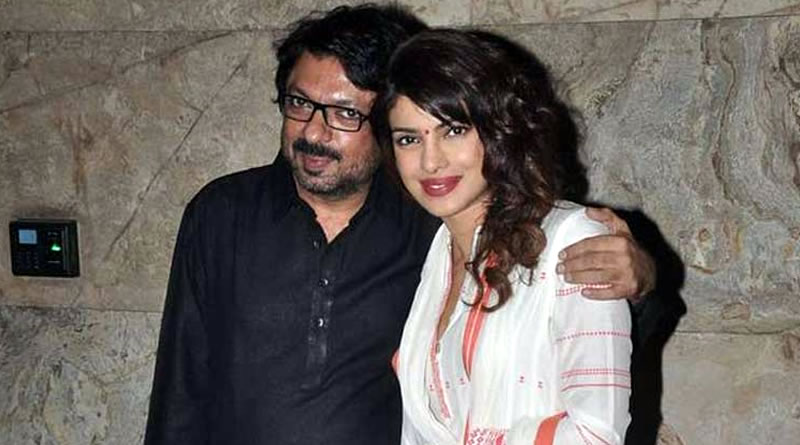 Priyanka Chopra always to stand for Sanjay Leela Bhansali!