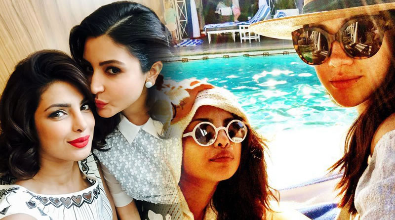 It is a fairy tale for both Anushka Sharma and Meghan Markle, says Priyanka Chopra!