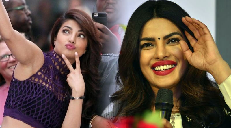 The achievements I've had put me on par with a lot of my male colleagues, reveals Priyanka Chopra!