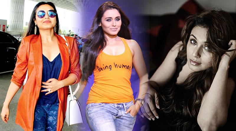 Comfortable romancing younger actors on screen, reveals Rani Mukerji!